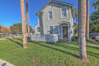 Neptune Beach Multi Family Home For Sale: 216 Walnut St #1