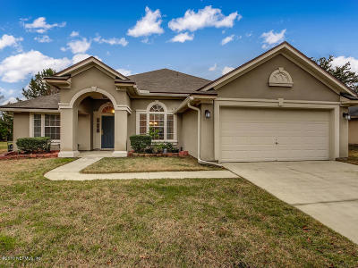 Duval County Single Family Home For Sale: 1458 Elsa Dr