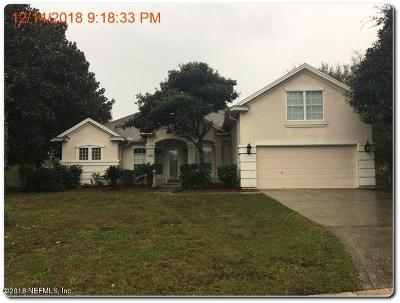 St. Johns County Single Family Home For Sale: 385 W Silverthorn Ln