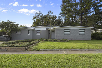 Duval County Single Family Home For Sale: 2846 Sam Rd