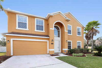 Duval County Single Family Home For Sale: 10972 Cotton Dike Ct.