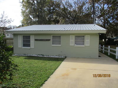 Single Family Home For Sale: 110 Bass Rd