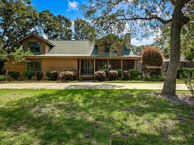 Yulee Single Family Home For Sale: 86134 Bear Ln