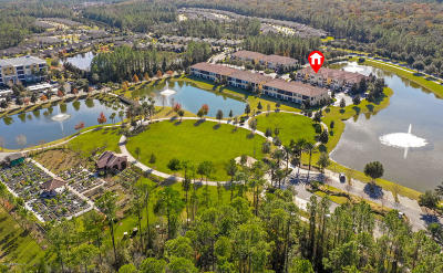 Ponte Vedra Condo For Sale: 73 Fawn Gully Ln #D