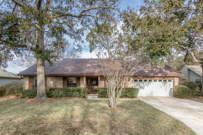 Fleming Island Single Family Home For Sale: 435 Springbrook Dr