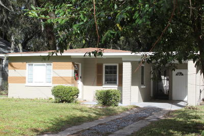 Duval County Single Family Home For Sale: 2825 Apache Ave