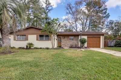 Jacksonville Single Family Home For Sale: 8513 Old Kings Rd S