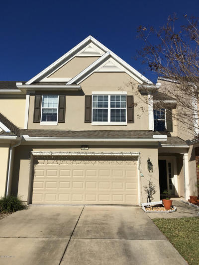 Duval County Townhouse For Sale: 6477 White Flower Ct