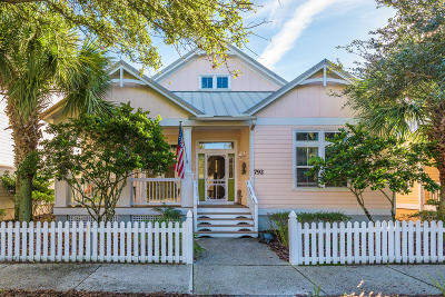 St Augustine Single Family Home For Sale: 792 Ocean Palm Way