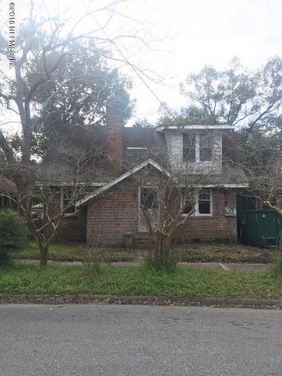 Single Family Home For Sale: 2626 Dellwood Ave