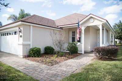 St Augustine Single Family Home For Sale: 928 Hazeltine Ct
