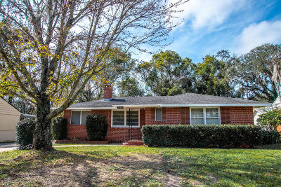 Single Family Home For Sale: 1548 Geraldine Dr