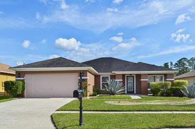 Yulee Single Family Home For Sale: 75084 Brookwood Dr