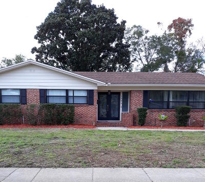 Single Family Home For Sale: 3904 Yarborough Dr