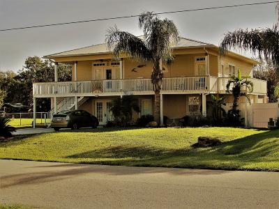 St Augustine Single Family Home For Sale: 6312 Salado Rd
