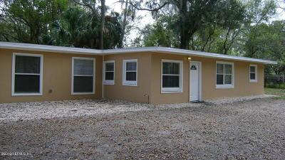 Single Family Home For Sale: 5126 Delphin Ln