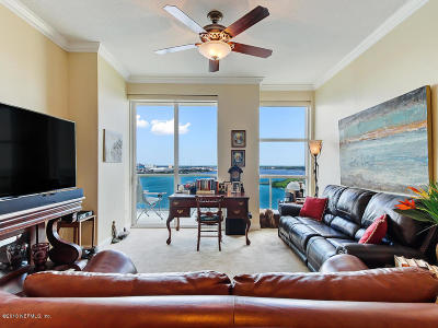 Jacksonville Condo For Sale: 1431 Riverplace Blvd #1509