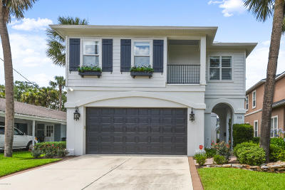 Atlantic Beach, Jacksonville Bc, Neptune Beach, Crescent Beach, Ponte Vedra Bch, St Augustine Bc Single Family Home For Sale: 335 9th St