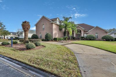 Orange Park Single Family Home For Sale: 2862 Country Club Blvd