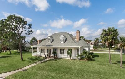 St Augustine Single Family Home For Sale: 401 Marsh Point Cir