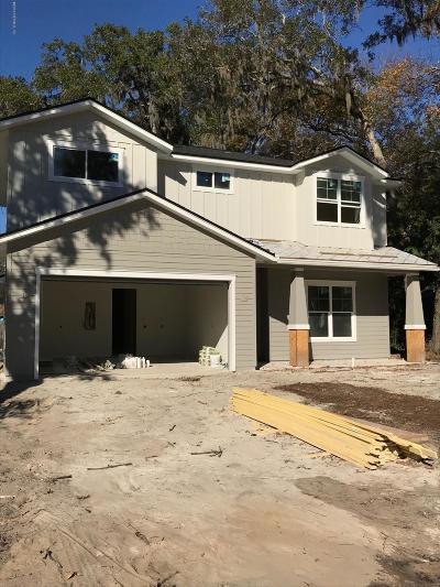 Jacksonville Beach Single Family Home For Sale: 1685 Lower 4th Ave N
