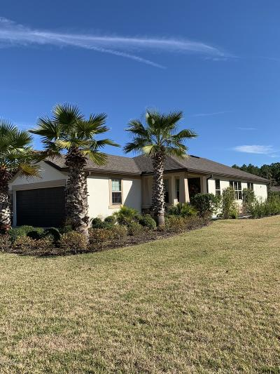St. Johns County Single Family Home For Sale: 20 Goldenrod Park Rd