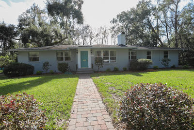 Duval County Single Family Home Contingent Take Backup: 2240 Jose Cir S