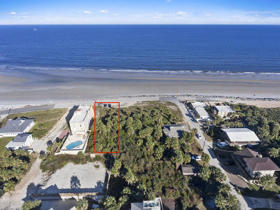 St. Johns County Residential Lots & Land For Sale: 9105 Old A1a