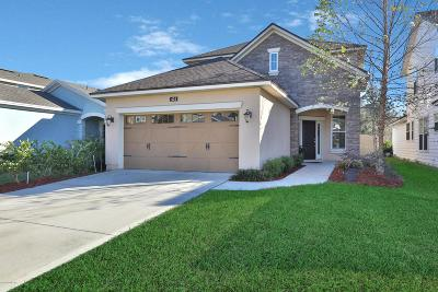 Ponte Vedra Single Family Home For Sale: 424 Citrus Ridge Dr