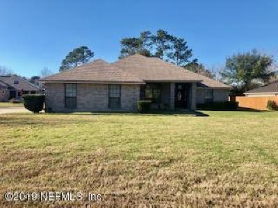 Clay County Single Family Home For Sale: 2466 Larchwood St