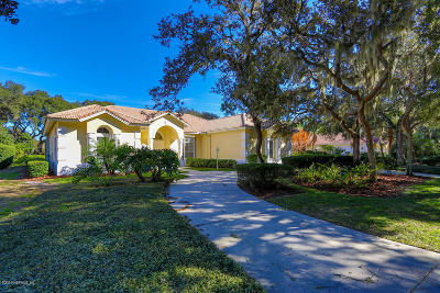 Flagler County Single Family Home For Sale: 19 Via Roma