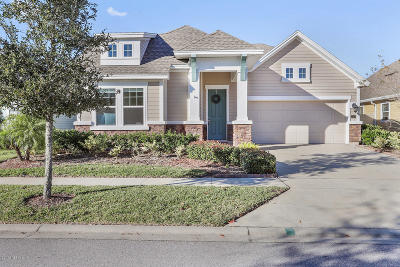 Ponte Vedra Single Family Home For Sale: 34 Brook Hills Dr