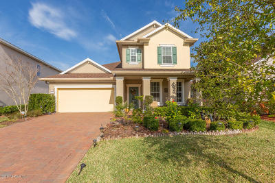 Duval County Single Family Home For Sale: 192 White Marsh Dr
