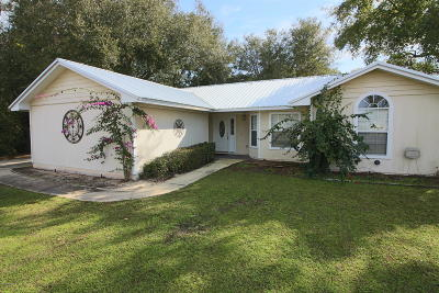 Single Family Home For Sale: 675 SW Orchid Ave