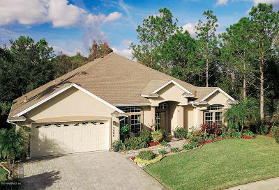 Fleming Island Single Family Home For Sale: 2206 Links Dr