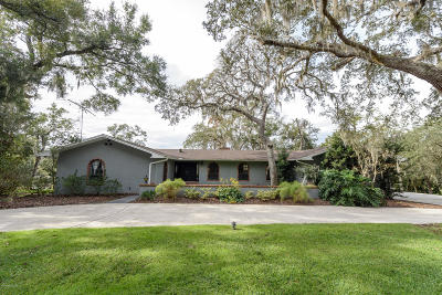 St. Johns County Single Family Home For Sale: 3625 Crazy Horse Trl