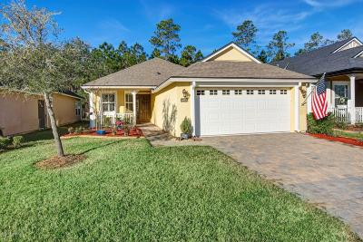 Jacksonville, St Augustine Single Family Home For Sale: 605 N Legacy Trl