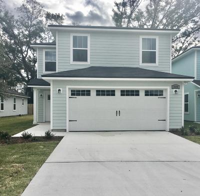 Jacksonville, Jacksonville Beach, Atlantic Beach, Neptune Beach, Ponte Vedra Beach Single Family Home For Sale: 8350 Thor St