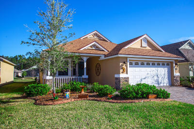 Jacksonville, St Augustine Single Family Home For Sale: 600 N Legacy Trl