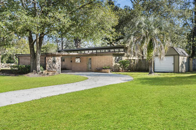 Duval County Single Family Home For Sale: 8507 Brierwood Rd