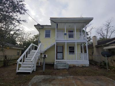Jacksonville Multi Family Home For Sale: 1350 W 25th St