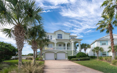 Flagler County Single Family Home For Sale: 10 Cinnamon Beach Pl