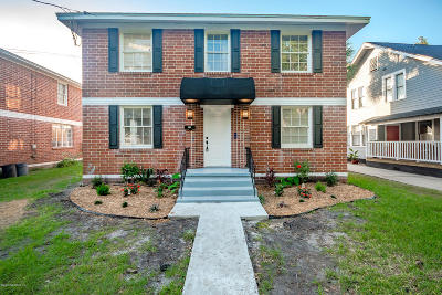 Jacksonville Multi Family Home For Sale: 2008 Ernest St #W2