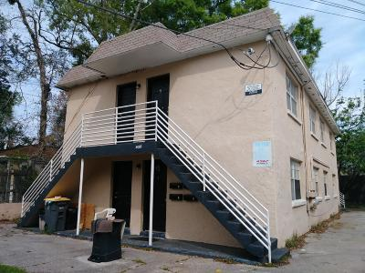 Jacksonville Multi Family Home For Sale: 1823 W 6th St #47
