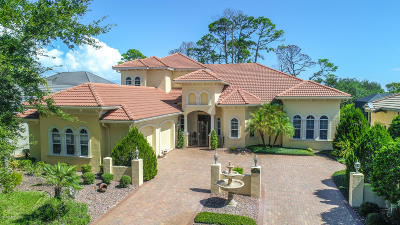 Flagler County Single Family Home For Sale: 88 River Trail Dr