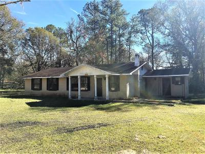 Starke Single Family Home For Sale: 4870 179th St