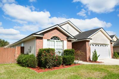 Jacksonville Single Family Home For Sale: 9249 Redtail Dr