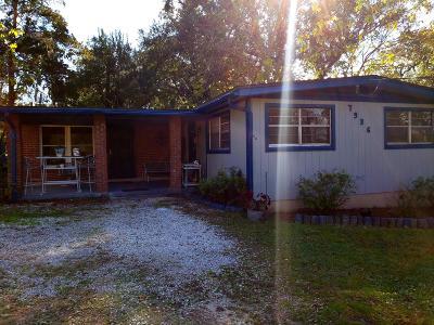 Jacksonville Multi Family Home For Sale: 7936 Hare Ave