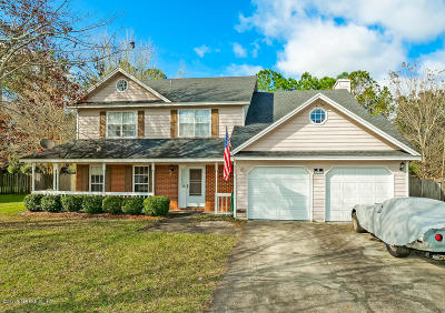 Orange Park Single Family Home For Sale: 3371 Deerfield Pointe Dr