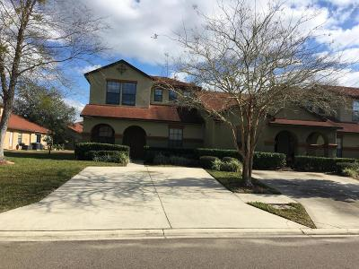St. Johns County Townhouse For Sale: 356 Redwood Ln